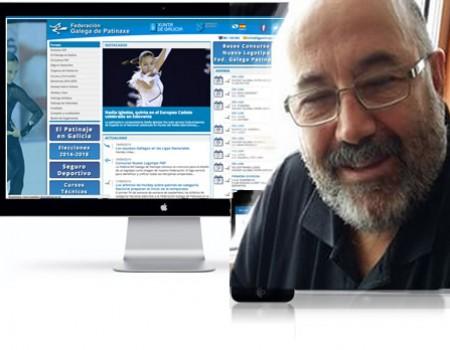 Bienvenidos a la Nueva Página Web de la Federación Galega de Patinaxe