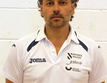 Juan Copa, nuevo director técnico de la FGP en la modalidad de hockey sobre patines