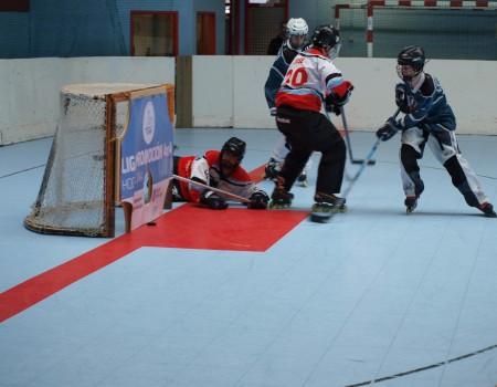 Espectacular comienzo de la Liga 4×4 Promoción de Hockey Línea