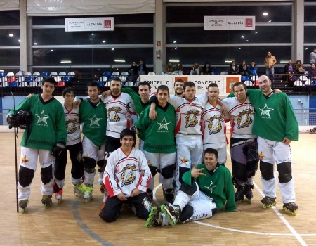 Resumen de la Segunda Sede en la Liga Galega 4×4 Promoción Masculino