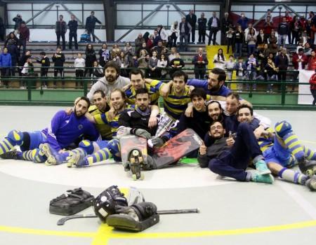 """El Club Compañía de María """"A"""" se proclamó Campeón Gallego de Sénior Autonómica en la Final a Cuatro"""