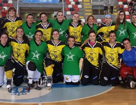 Disputada la Segunda Sede de la Liga Autonómica de Hockey Línea en A Coruña; la Tercera de Femenino e Infantil, este fin de semana en Lugo