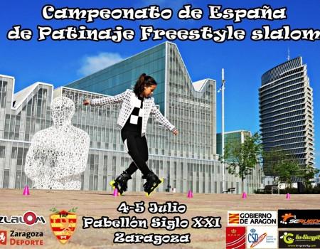 Avance Campeonato de España de Freestyle con presencia gallega
