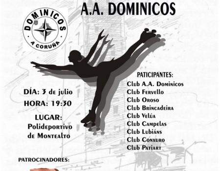 Avance I Trofeo Grupos Show del C. A. A. Dominicos
