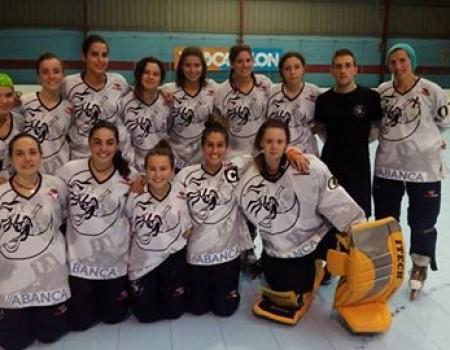 CHL Meigas y CP Lóstregos Lucus, a punto para comenzar la temporada en las competiciones nacionales de Hockey Línea
