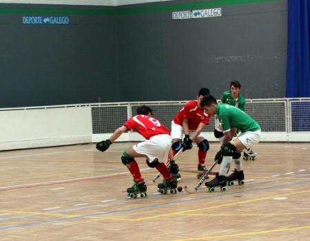 Este xoves xogarase a prórroga da final da Copa Federación Senior Masculina de Hóckey sobre Patíns