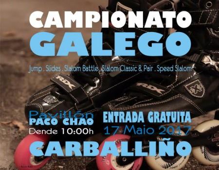Avance Campionato Galego de Patinaxe Freestyle