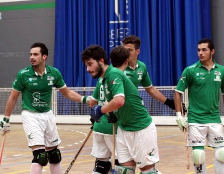 Seis equipos galegos clasificados para os Campionatos de España de Hóckey sobre Patíns