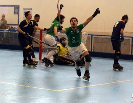 O HC Liceo queda á porta do ascenso a Primeira División Nacional de Hóckey sobre Patíns