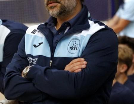 Juan Copa, novo adestrador do HC Liceo