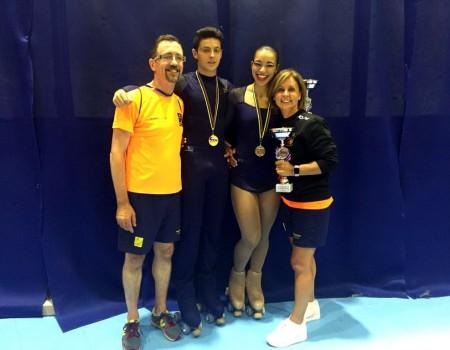 Nadia Iglesias de Salvador cierra el círculo logrando su primer título Europeo