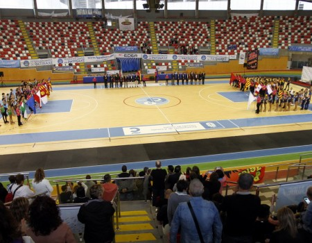 Resultados del programa corto del LVXII Campeonato de España de Patinaje Artístico Alevín e Infantil