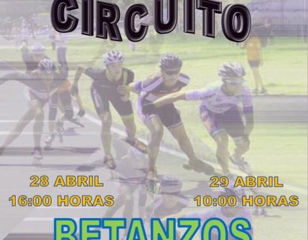 Avance Campionato Galego en Circuíto de Patinaxe de Velocidade