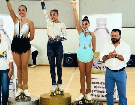 Resultados do Campionato Provincial Benxamín a Infantil de Patinaxe Artística