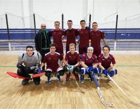 CH Compostela, campión da Copa Federación Junior de Hóckey sobre Patíns