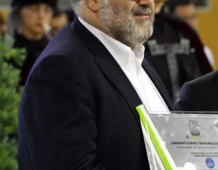 Vicente Torres Prada, reelixido presidente da Federación Galega de Patinaxe