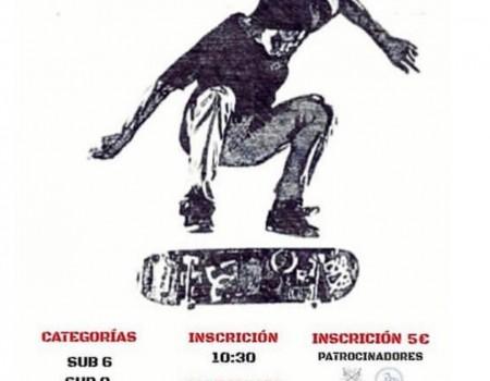 Avance da segunda parada do Circuíto Galego de Skateboard