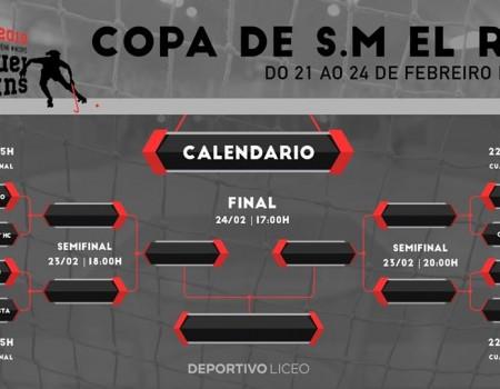El Deportivo Liceo disputa una nueva edición de la Copa del Rey de Hockey sobre Patines