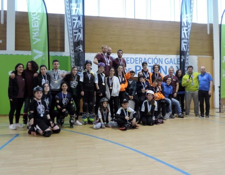 Resultados do Campionato Galego Inline Freestyle