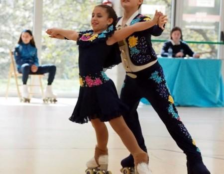 Resultados do Campionato Galego Só Dance e Parellas de Danza de Patinaxe Artística