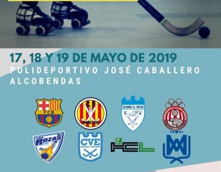 H. C. Liceo optará a la medalla de bronce en el Campeonato de España Júnior de Hockey sobre Patines