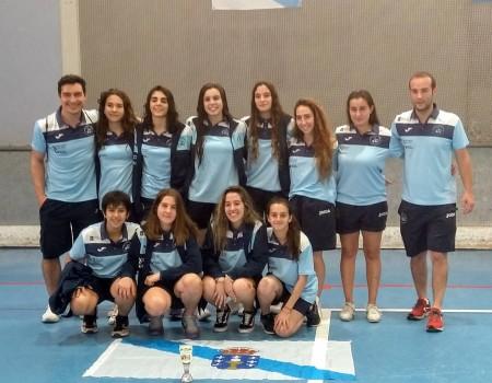 Os Campionatos de España de Seleccións Autonómicas de Hóckey sobre Patíns deixan a Galicia sen medallas