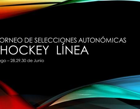 El Torneo de Selecciones Autonómicas de Hockey Línea se disputará en Lugo del 27 al 30 de junio