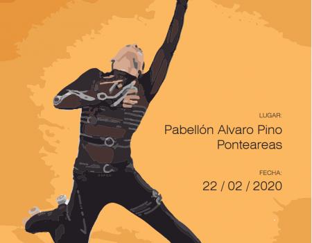 O Trofeo Diputación libre de Patinaxe Artístico, este sábado no Pavillón Álvaro Pino de Ponteareas