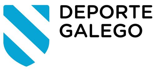 logo deporte galego