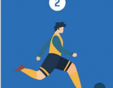 A Xunta publica a segunda Guía DXT Galego que recolle as recomendacións para a motivación de cara as esixencias do partido e unha guía para o adestramento en deportes de equipo