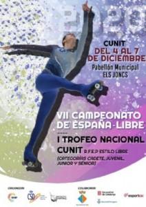 campeonato españa libre