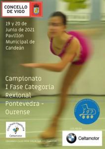 Cartel IFaseCat.RegionalPontevedra