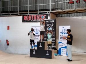 IV Parada Campeonato Gallego Street Skate Junior Podium Iniciación